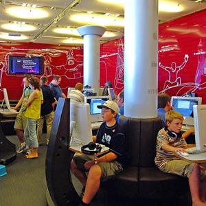 Интернет-кафе Идели