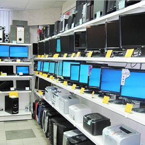 Компьютерные магазины Идели