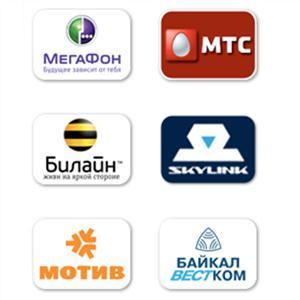 Операторы сотовой связи Идели
