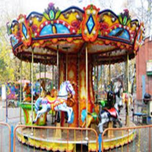 Парки культуры и отдыха Идели