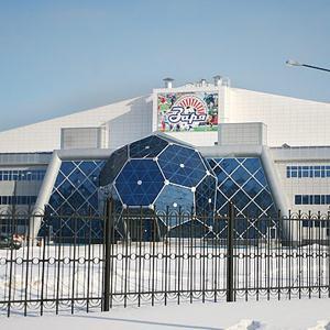 Спортивные комплексы Идели