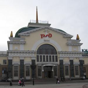 Железнодорожные вокзалы Идели