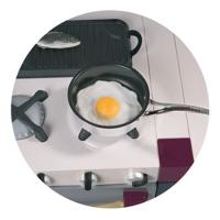 Кафе Европа - иконка «кухня» в Иделе